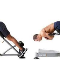 Гипереэкстензия для спины: польза, техника, ошибки при выполнении