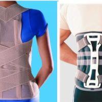 Функции и разновидности поддерживающих корсетов и бандажей для спины