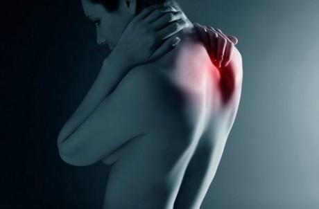 Боль в позвоночнике между лопаток