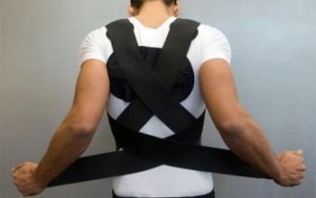 Применение ортопедического корсета для коррекции осанки
