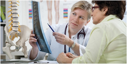 Склероз замыкательных пластинок тел позвонков