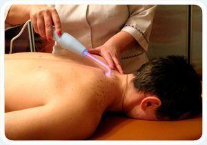 Лечение аппаратом дарсонваль остеохондроза
