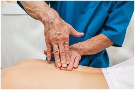 Классический массаж при шейном остеохондрозе
