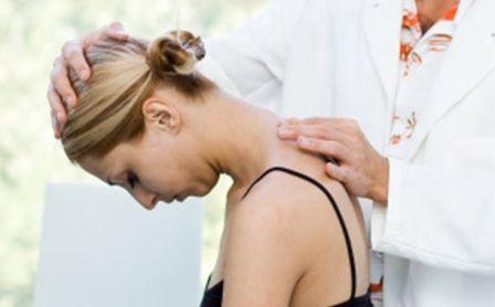 Симптомы при обострении остеохондроза шеи