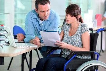 При остеохондрозе может наступить инвалидность
