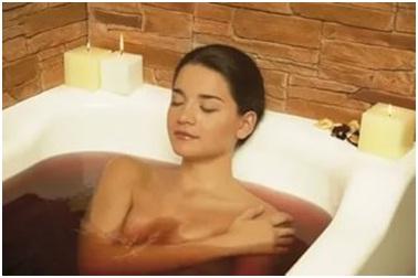 Польза лечебных ванн при остеохондрозе