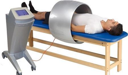 Магнитотерапия эффективна при остеохондрозе