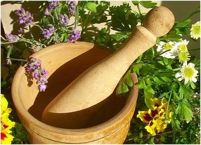 Использование трав в лечении остеохондроза
