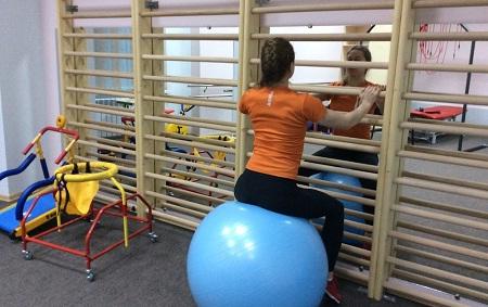 Применение гимнастики Катарины Шрот