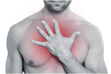 Симптомы ушиба грудной клетки