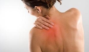 Симптомы межлопаточного остеохондроза