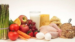 Для питания при грыже нужны белки и кальций