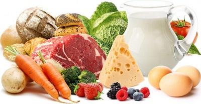 Основы правильного питания при грыже позвоночника