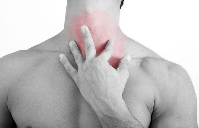 Чувство кома в горле при остеохондрозе шейного отдела позвоночника
