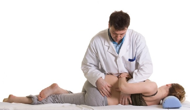 Консервативная терапия при боли в пояснице
