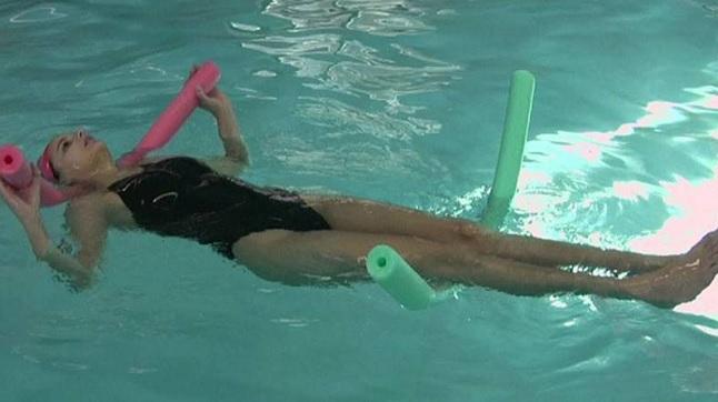 Плавание при межпозвоночной грыже поясничного отдела