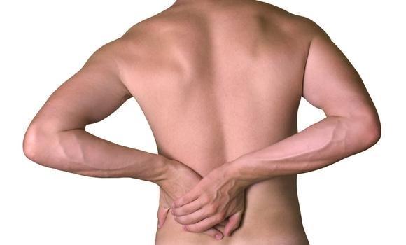 Боли сзади слева внизу спины
