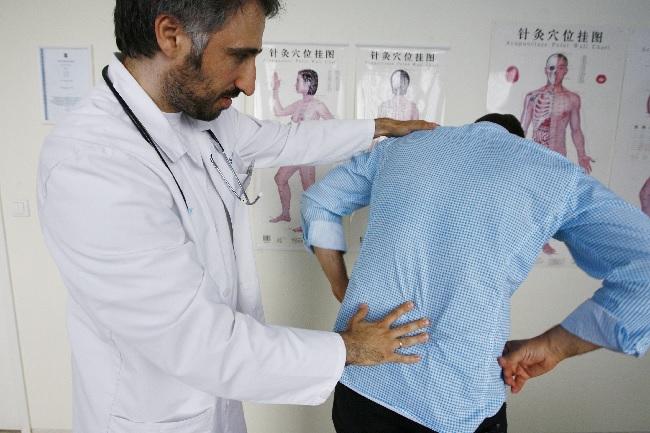 Лечение боли сзади слева внизу спины