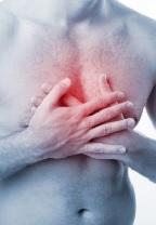 Миозит мышц грудной клетки