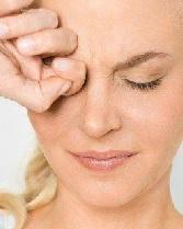 Нарушение зрения при шейном остеохондрозе