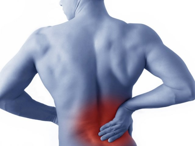 Боль в спине справа под ребрами