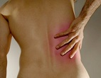Боли в спине под ребрами сзади