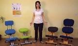 Ортопедический стул школьнику