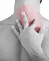 Ком в горле при остеохондрозе