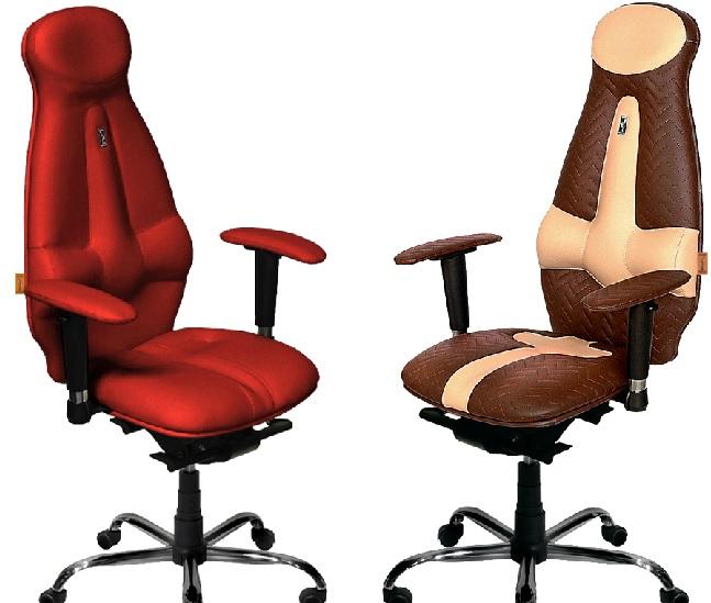 Ортопедический офисный стул
