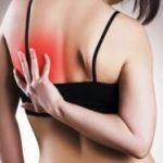 Боли в области лопатки: причины, лечение