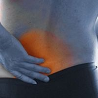 Ушиб поясницы ударе или падении: методы диагностики и лечения