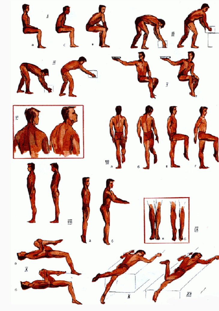 Упражнения при хрусте позвоночника