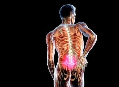 Локализация болевого синдрома